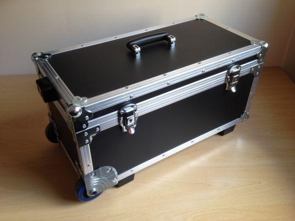 16 Bay Flight Case for iPad Mini